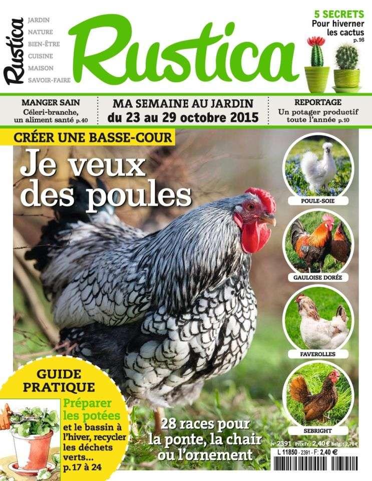 Rustica 2391 - 23 au 29 Octobre 2015