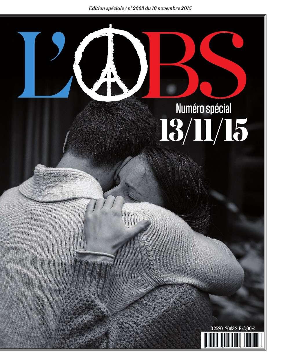 L'Obs 2663 - Édition Spéciale du 16 Novembre 2015