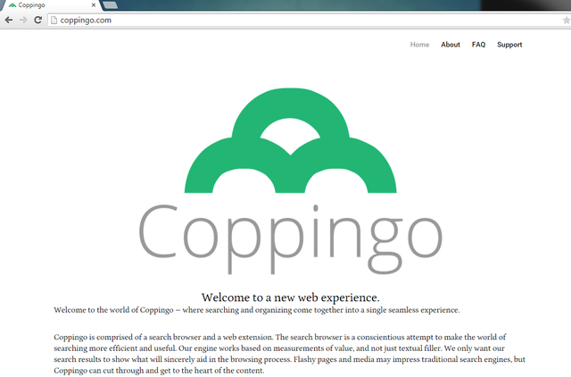 Remove Coppingo.com