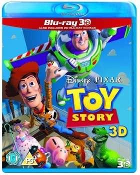 Toy Story - Il mondo dei giocattoli 3D (1995) Full Blu-Ray 3D DTS-HD ENG DTS ITA Sub - DDN