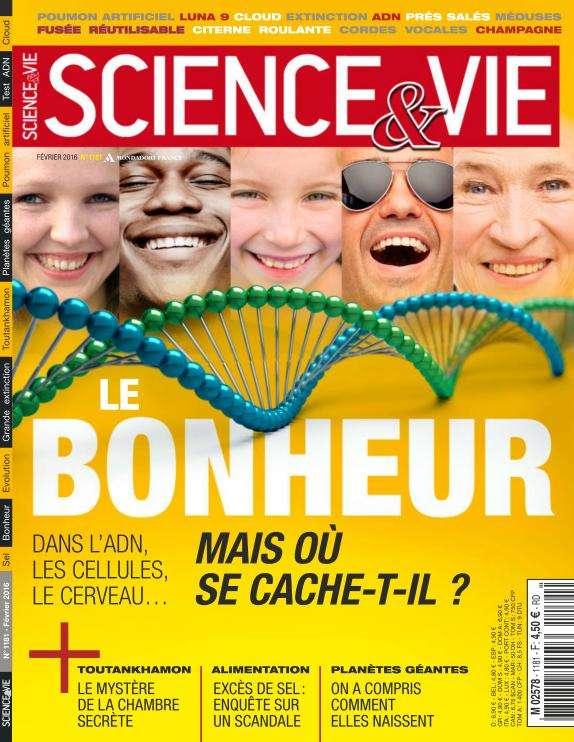 Science et Vie 1181 - Février 2016