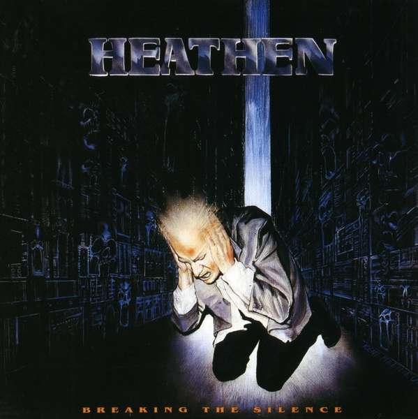 Heathen - Breaking The Silence (Japan Edition) (1987)
