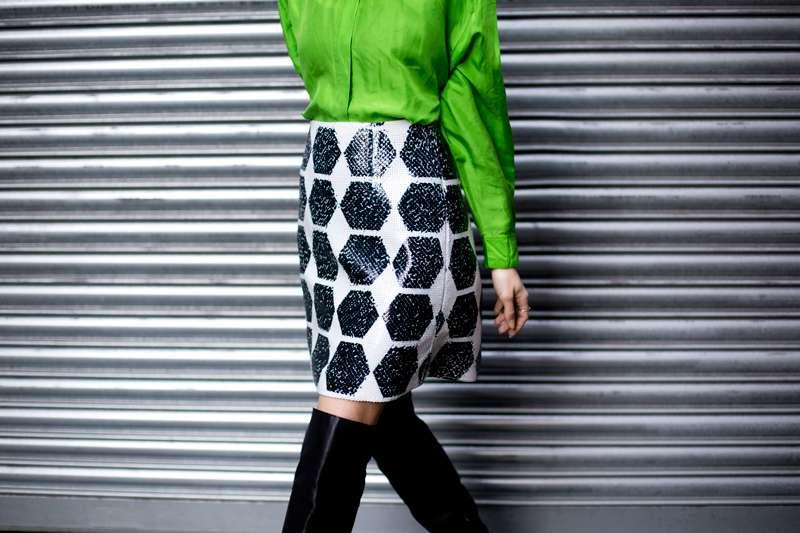 Framboise Fashion Alexander McQueen Skirt