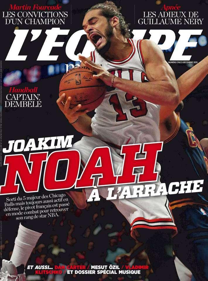L'Equipe Magazine 1742 - Samedi 5 Décembre 2015