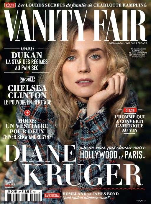 Vanity Fair 29 - Novembre 2015