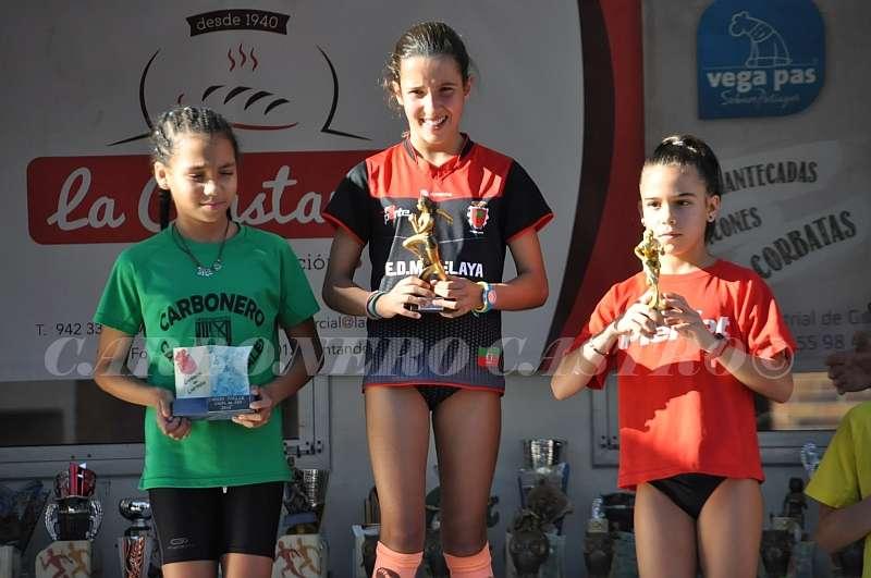 ATLETISMO/ Resultados del Club Carbonero en el Cross Costa de Ajo