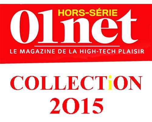 01Net Hors series collection 2O15
