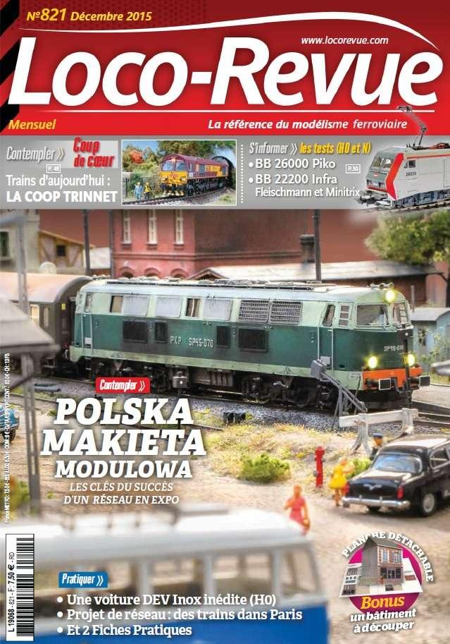 Loco-Revue – Decembre 2015