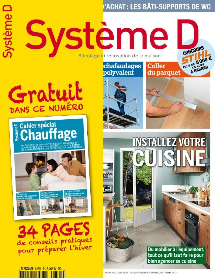 Système D – Octobre 2015