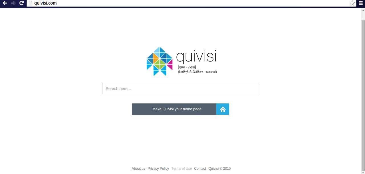 Remove Quivisi.com