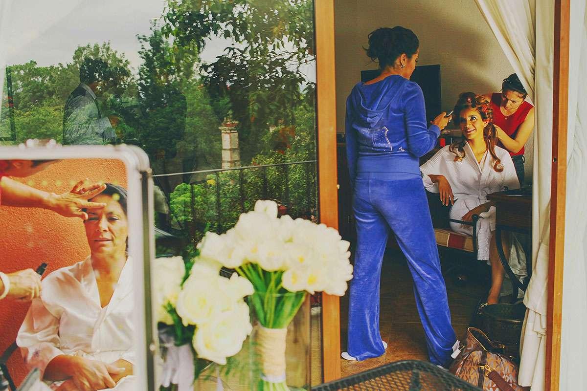 fotografos de bodas en hacienda de cortes cuernavaca