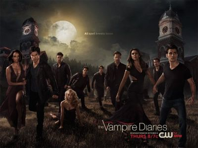 The Vampire Diaries – S06E19 – Because
