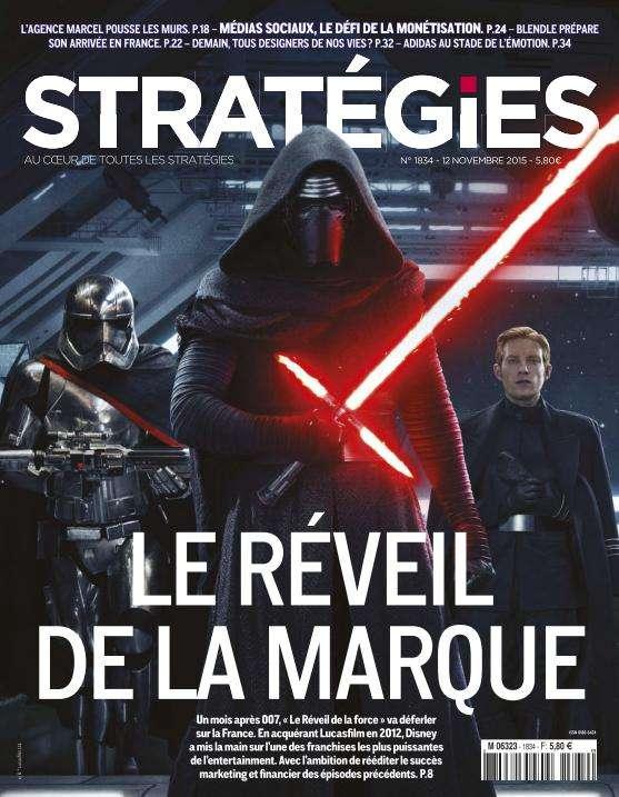 Stratégies 1834 - 12 au 18 Novembre 2015