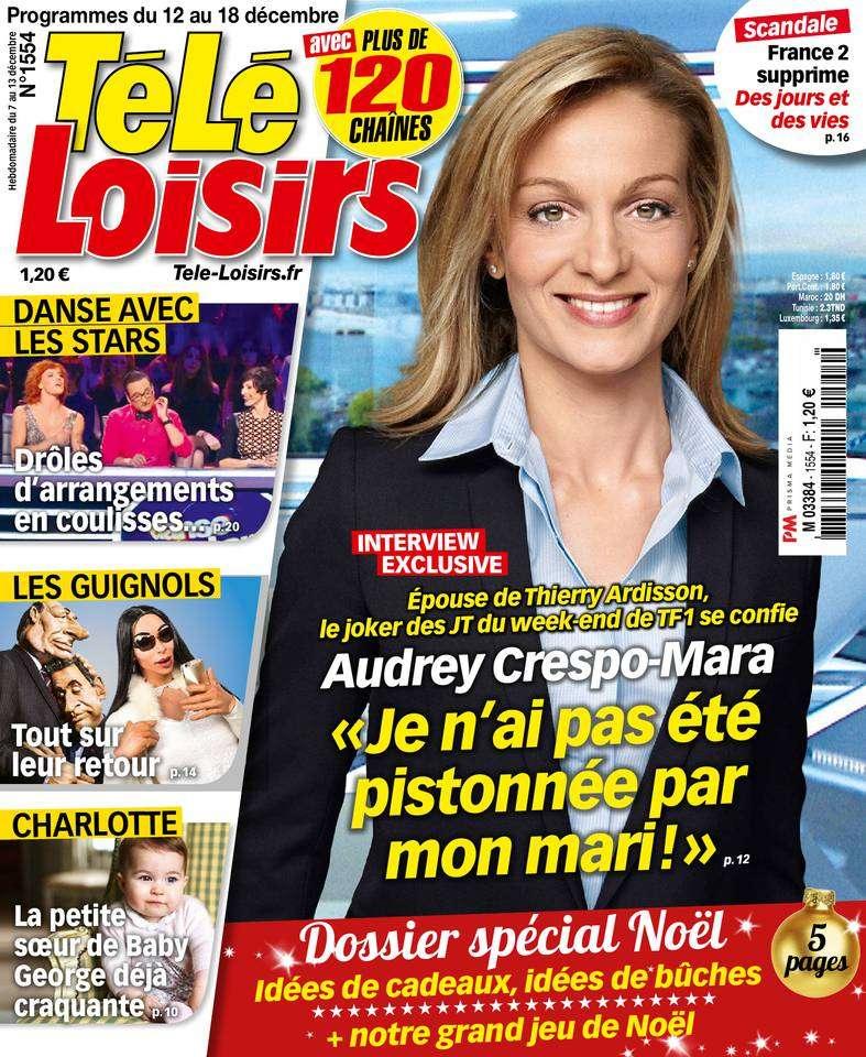 Télé Loisirs - 12 Au 18 Décembre 2015
