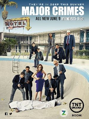 Major Crimes – S04E08 – Hostage of Fortune