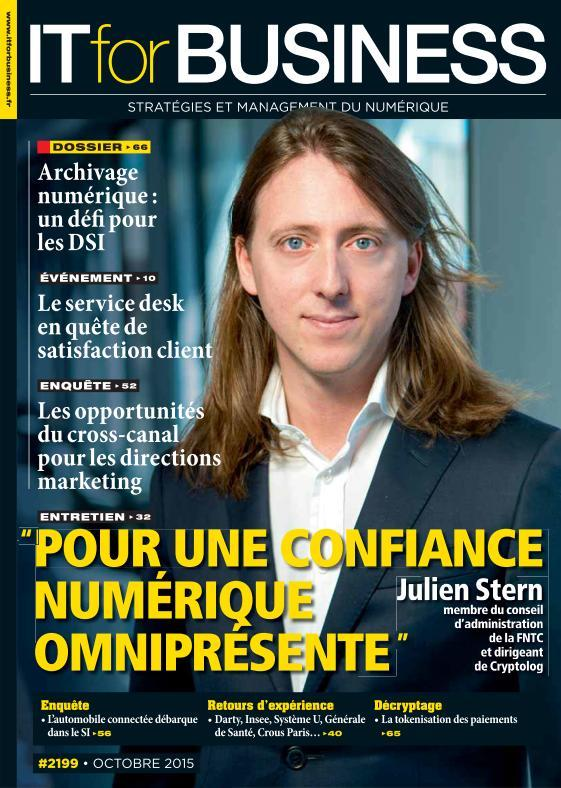 IT for Business - Octobre 2015