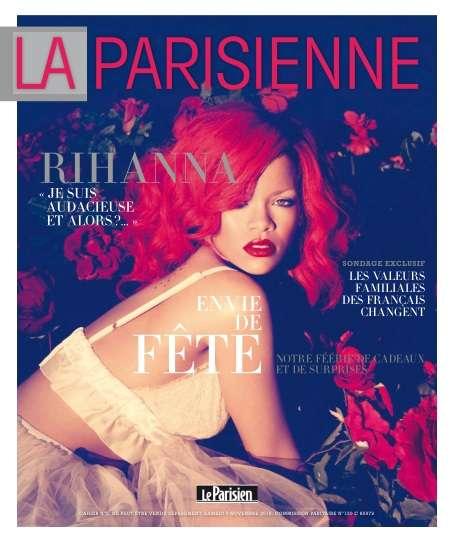 La Parisienne - Décembre 2015
