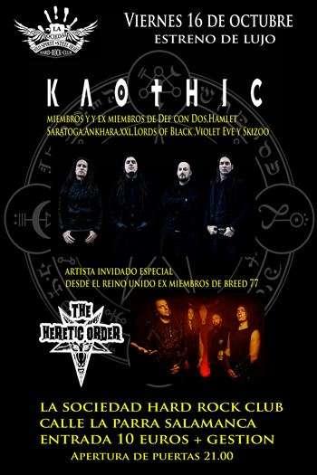 Kaothic -cartel Salamanca