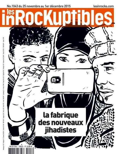Les Inrockuptibles 1043 - 25 Novembre au 1 Décembre 2015