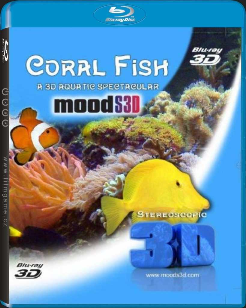 Coral Fish 3D (2010) Bluray Full AVC DTS - DDN