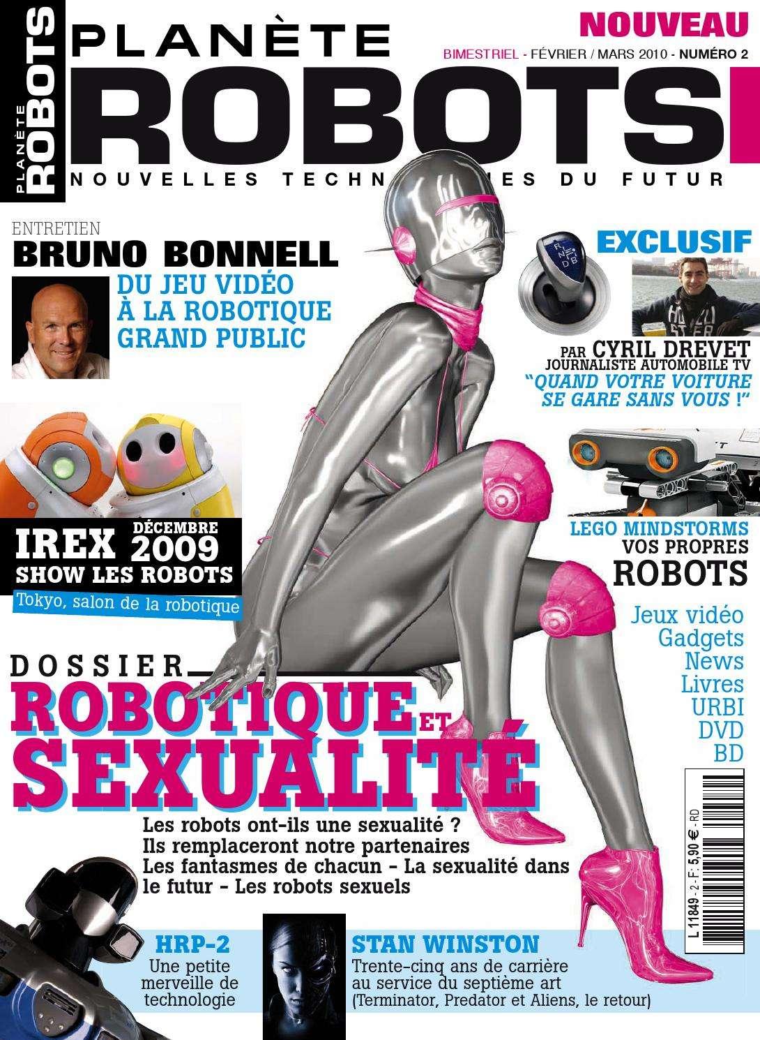 Planète Robots 2 - la Robotique et la Sexualité