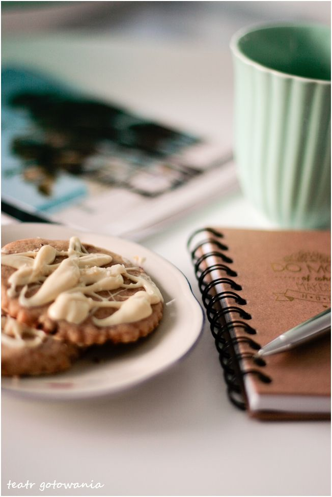 cookies ciastka macadamia white chocolate teatr gotowania