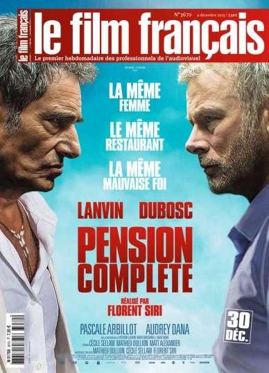 Le Film Français - 4 Décembre 2015