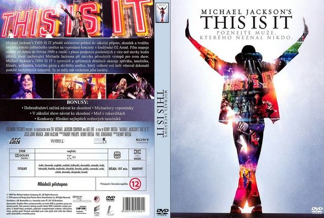 Re: Michael Jackson's This Is It / This Is It (2009)