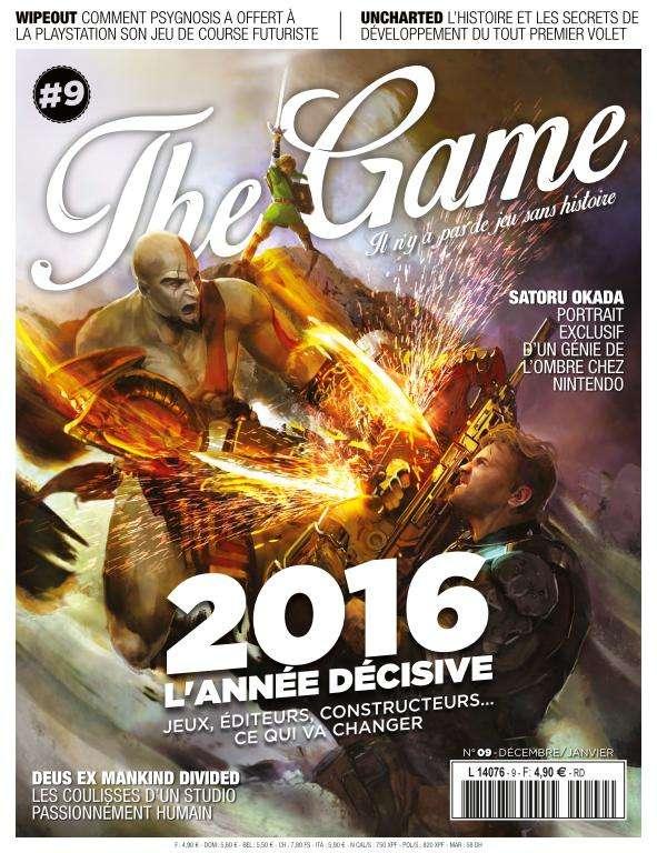 The Game 9 - Décembre-Janvier 2015