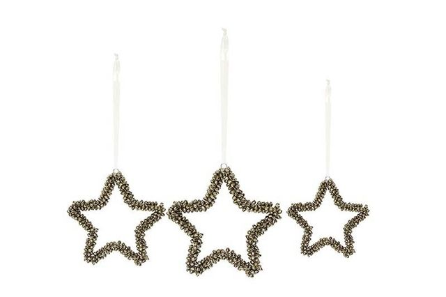 Estrella cascabel dorada