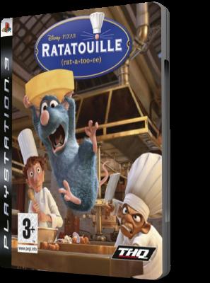 [PS3] Ratatouille (2007) - FULL ITA