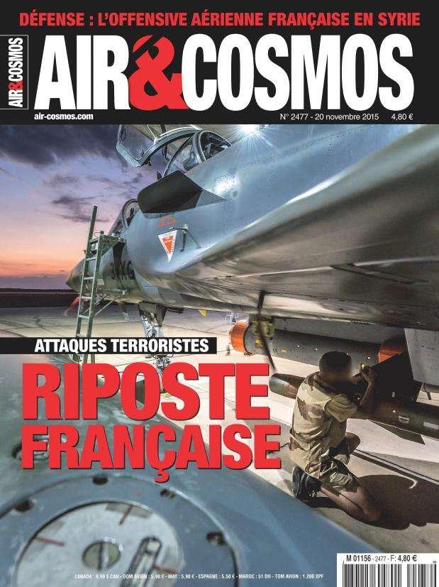Air & Cosmos - 20 au 26 Novembre 2015