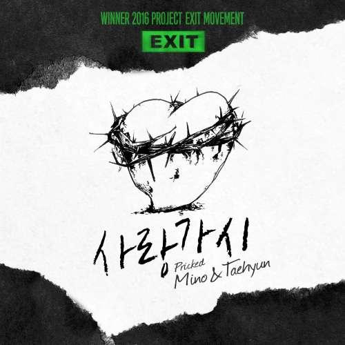 Winner (Mino & Taehyun) - Pricked (Entry Single) K2Ost free mp3 download korean song kpop kdrama ost lyric 320 kbps