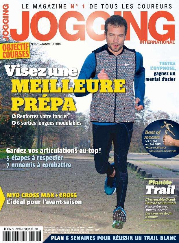 Jogging International 375 - Janvier 2016