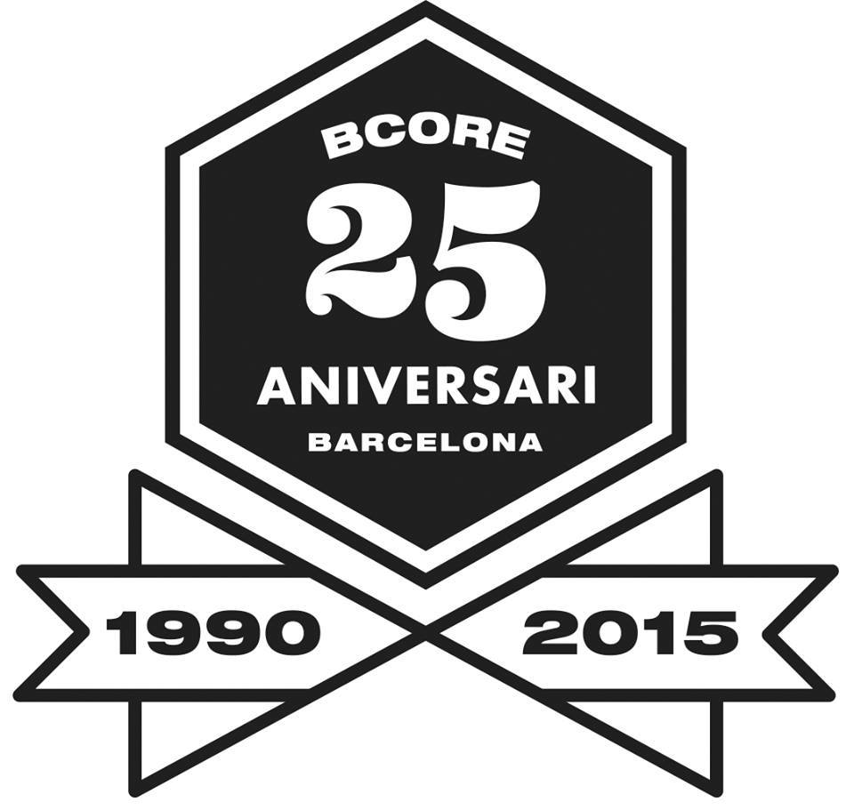 Bcore 25 anys