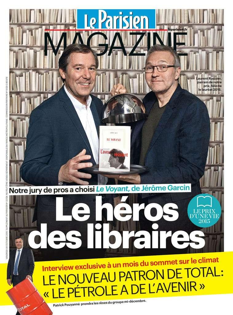 Le Parisien Magazine - 30 Octobre 2015