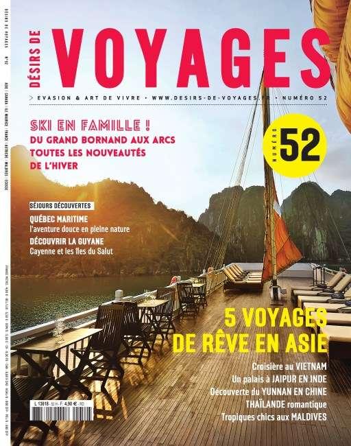 Désirs de Voyages 52 - Décembre 2015/Janvier 2016