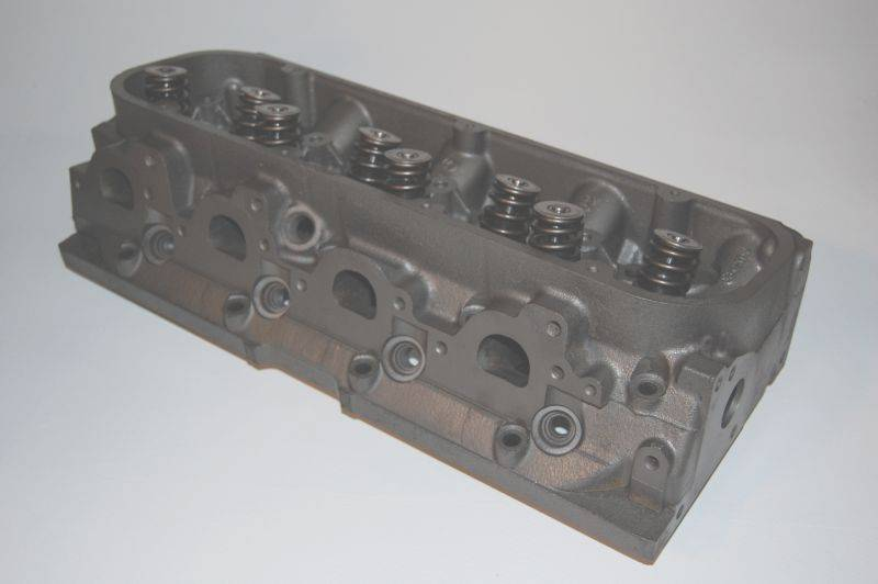 chevrolet engine head casting numbers