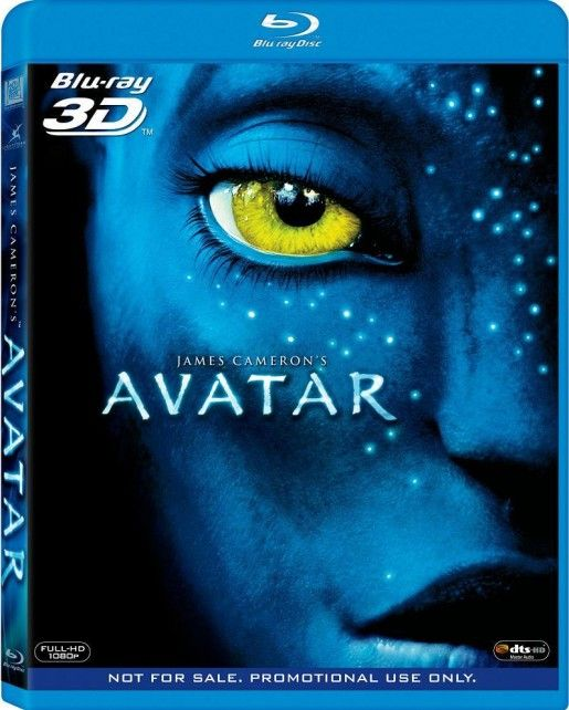 Avatar 3D (2009) Bluray Full AVC DD 5.1 ITA DTS-HD MA 5.1 ENG DDN