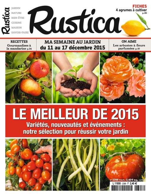 Rustica 2398 - 11 au 17 Décembre 2015