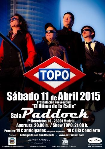 TOPO Madrid