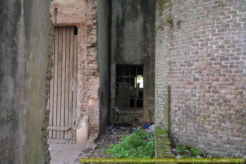 castillo de cañuelas fabrica finaco