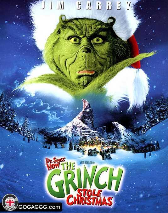 How the Grinch Stole Christmas / როგორ მოიპარა გრიჩმა შობა (2000/ქართულად)