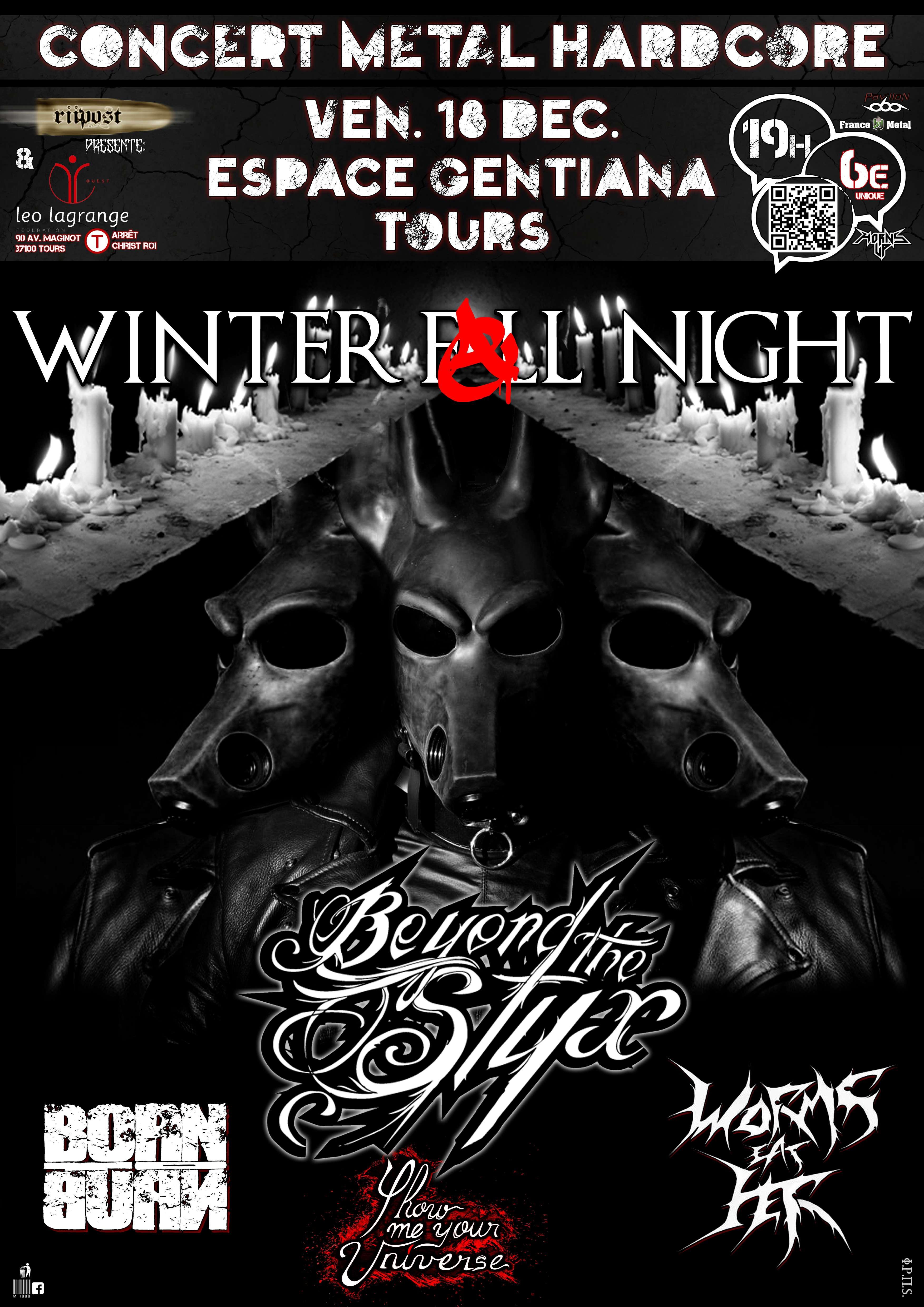 BEYOND THE STYX [Tours - 37] > 18-12-2015