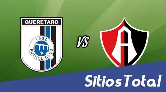 Ver Queretaro vs Atlas en Vivo – J1 Clausura 2016 – Viernes 8 de Enero del 2016