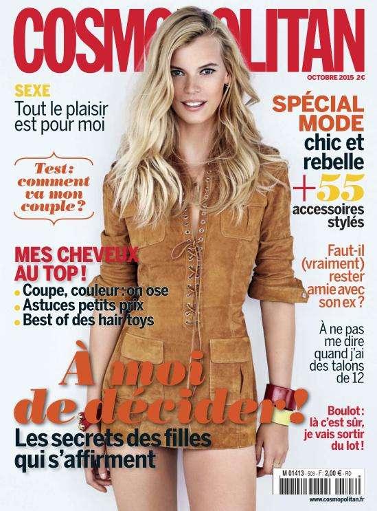 Cosmopolitan - Octobre 2015