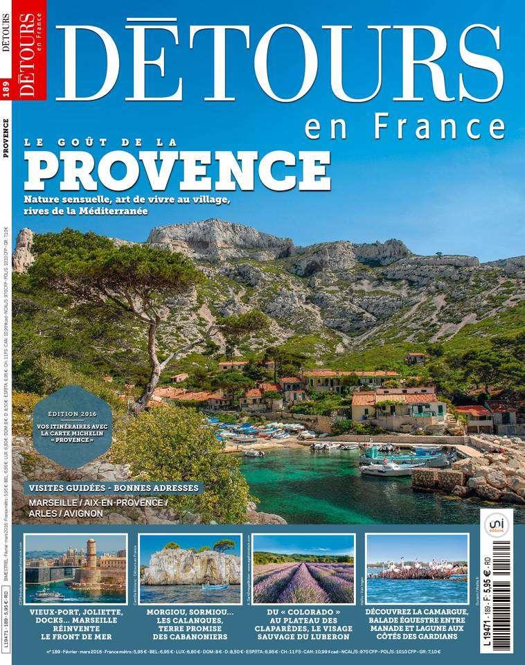 Détours en France 188 - Février/Mars 2016