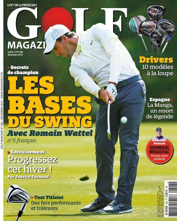 Golf Magazine - Décembre 2015