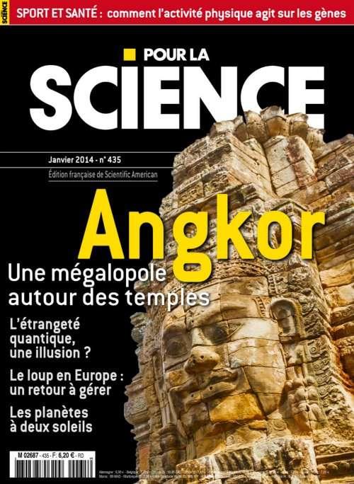 Pour la Science 435 - Janvier 2014