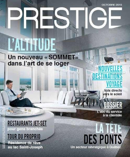 Prestige – Octobre 2015